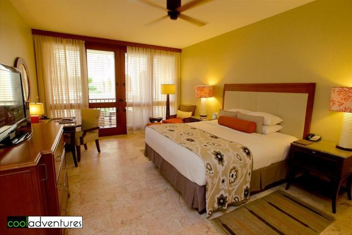 Guest room, Santa Barbara Resort, Curacao