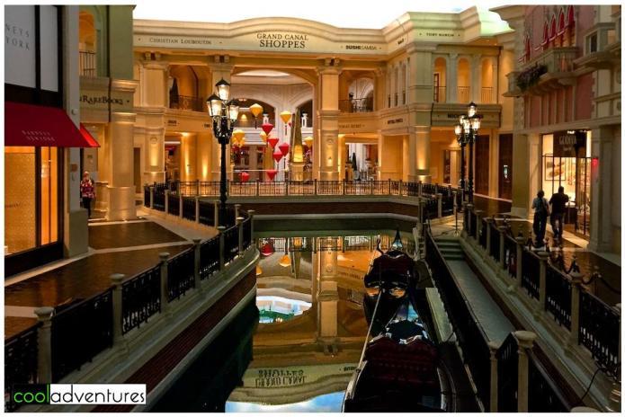 Grand Canal Shoppes, The Venetian, Las Vegas, Nevada