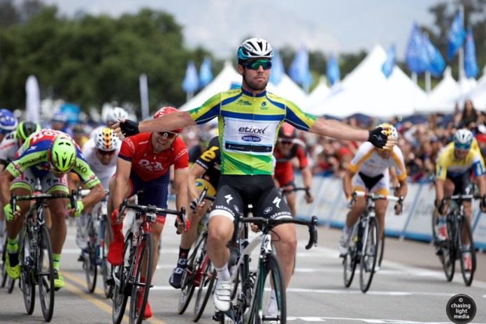 Mark Cavendish wins Amgen Tour of California 2015 Stage 8