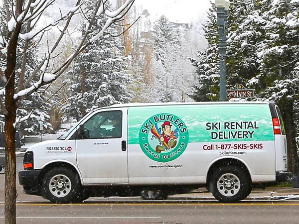 Aspen ski rental: Ski Butlers