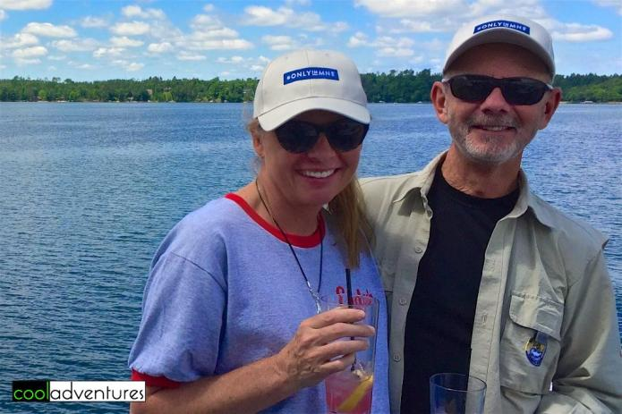 Kim and Greg Hull, Destiny Cruises