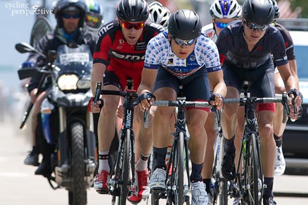 Tour of Utah 2014 Stage 5 intermediate sprint 2