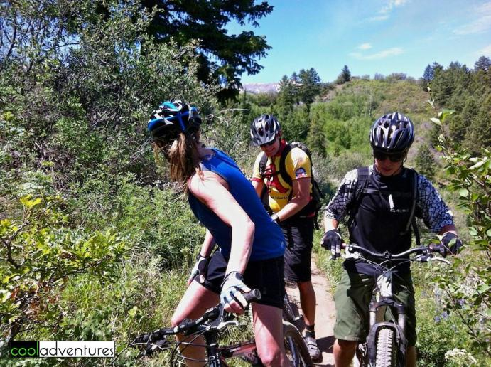 Outside in Aspen, Snowmass Rim Trail, Snowmass, Colorado