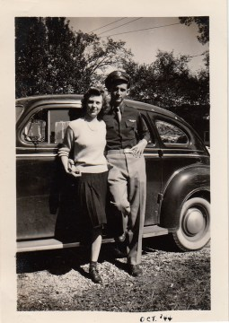 Evelyn and Ernie Faulkner