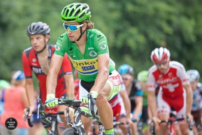 Peter Sagan, Tour de France 2015 Stage 19 La Toussuire