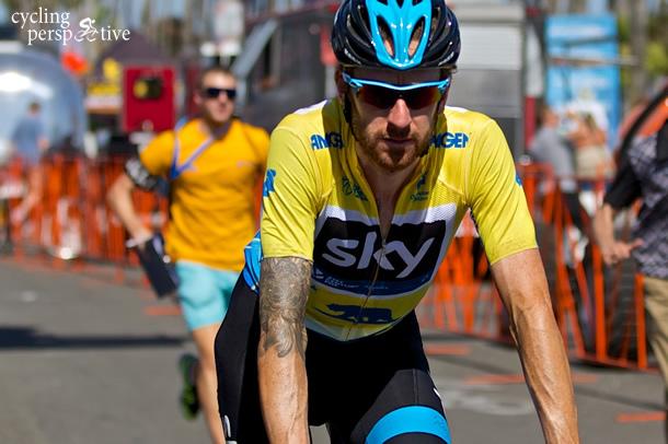 Sir Bradley Wiggins, Amgen Tour of California 2014 Stage 5