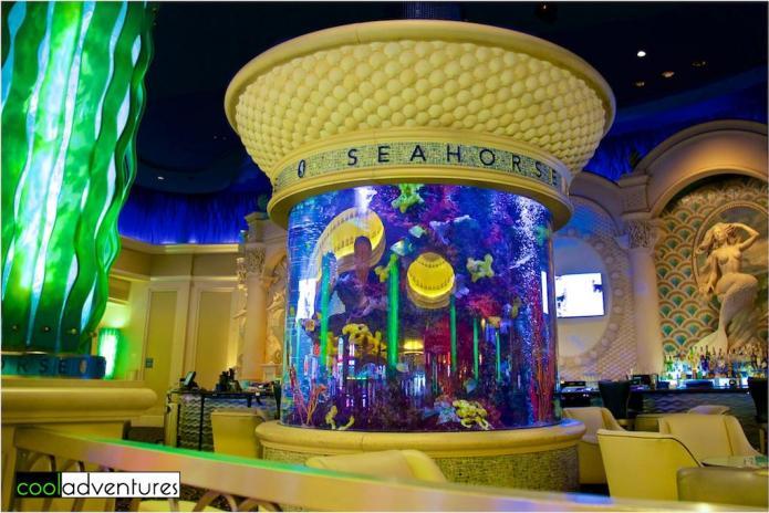 Seahorse Bar, Caesars Palace, Las Vegas, Nevada