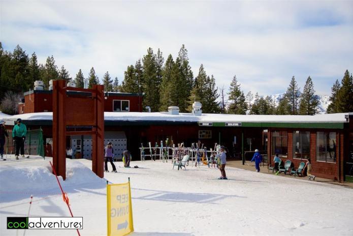 California Lodge, Heavenly Lake Tahoe, South Lake Tahoe, California