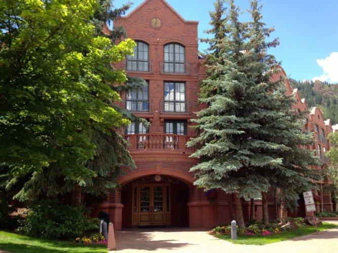 Aspen hotel: St Regis