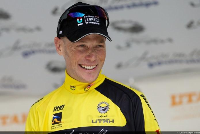 Chris Horner, Tour of Utah 2013 Stage 5