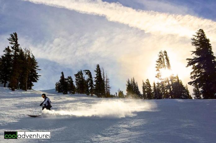 Greg Hull at Mt Rose Ski Tahoe, Reno, Nevada