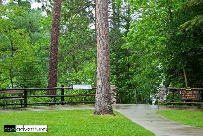 Itasca State Park, Park Rapids, Minnesota