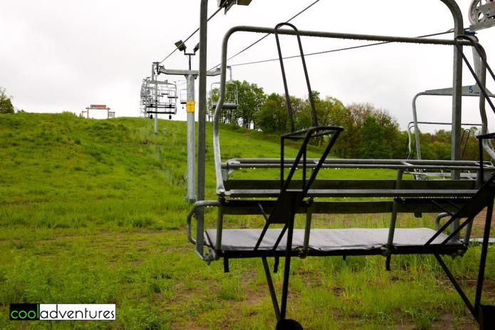Chairlifts, Detroit Mountain