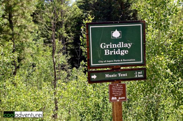 Grindlay Bridge, Hiking the Rio Grande Trail in Aspen, Colorado