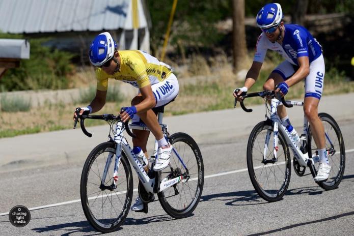 Kiel Reijnen, Danny Summerhill, UnitedHealthcare, Tour of Utah 2015 Stage 2