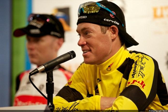 Tour of Utah 2013 Stage 6, Tommy Danielson, Garmin Sharp Barracuda