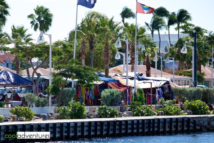 Marigot market, St Martin
