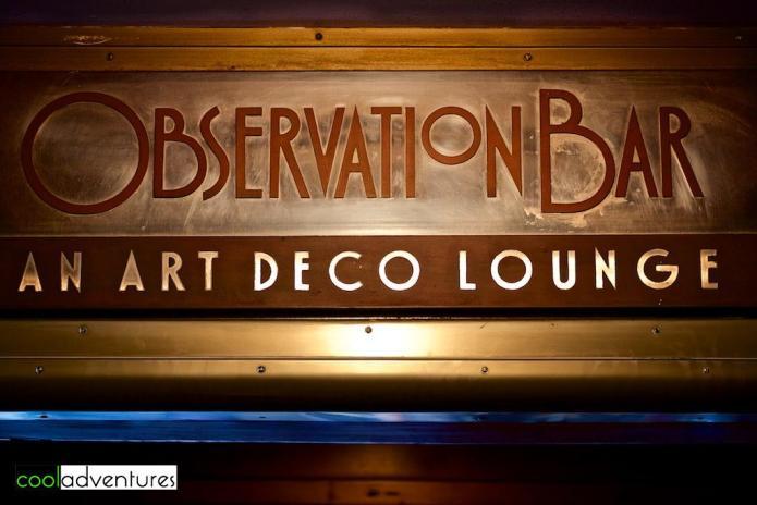 Queen Mary's Observation Bar & Art Deco Bar