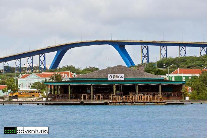 Queen Juliana Bridge, Willemstad, Curaçao