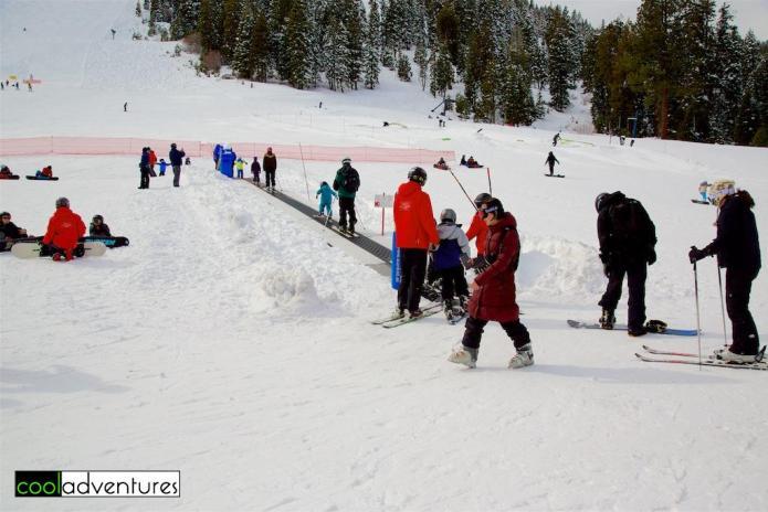 Magic carpet, Homewood Ski and Snowboard School