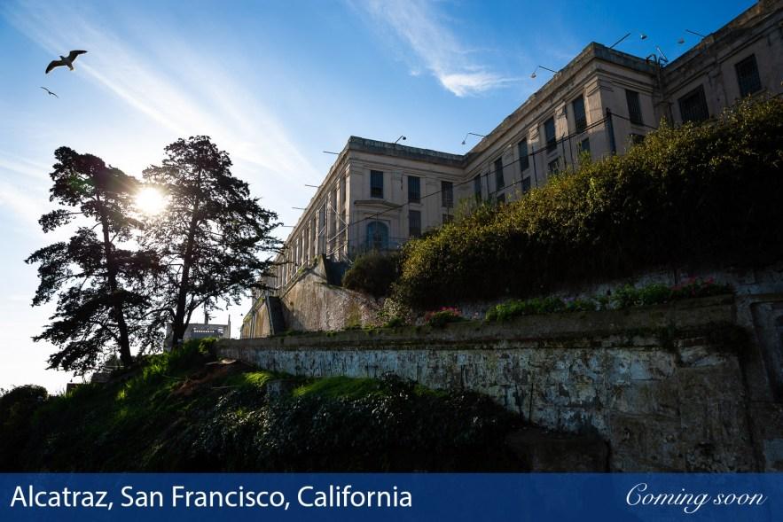 Alcatraz photographs taken by Chasing Light Media