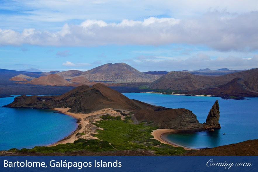 Bartolome, Galápagos Islands photographs taken by Chasing Light Media