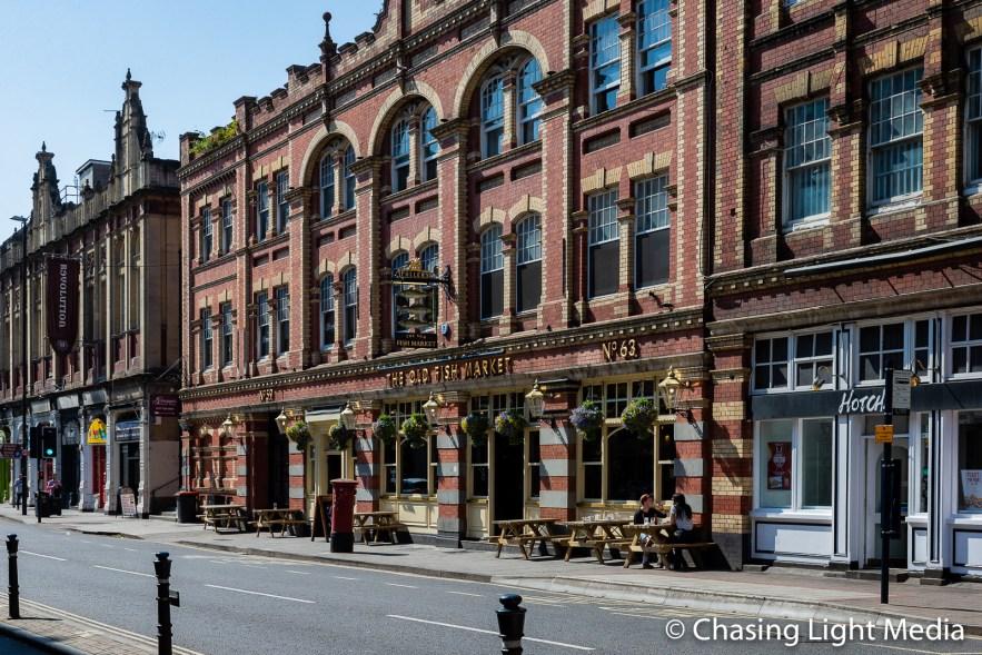 Old Fish Market Pub & restaurant, Bristol, England
