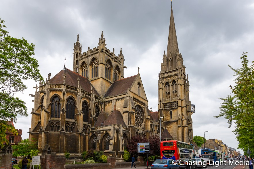 Our Lady & The English Martyrs, Cambridge, England