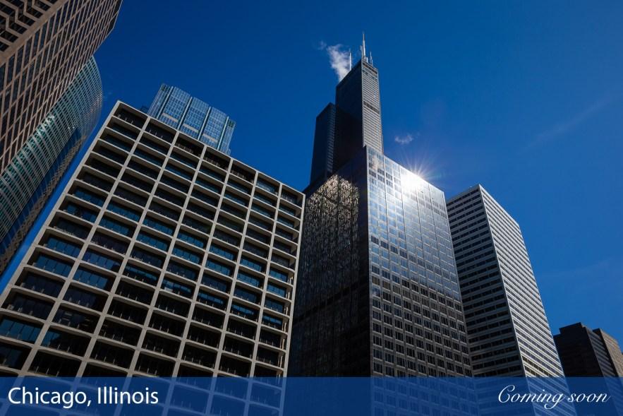 Chicago, Illinois photographs taken by Chasing Light Media