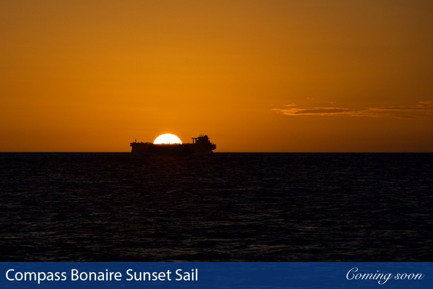 Compass Bonaire Sunset Sail photographs taken by Chasing Light Media