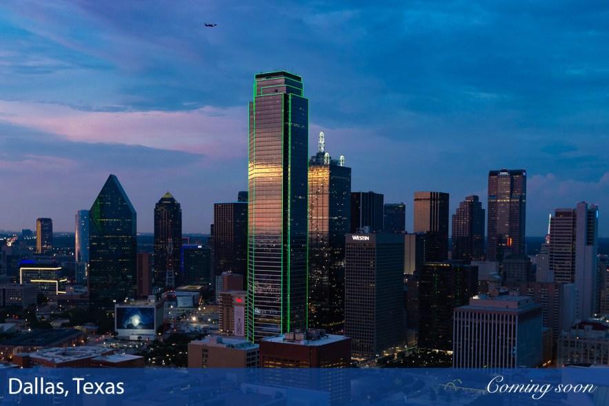 Dallas, Texas photographs taken by Chasing Light Media