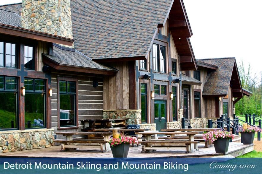 Detroit Mountain Skiing and Mountain Biking, Minnesota photographs taken by Chasing Light Media
