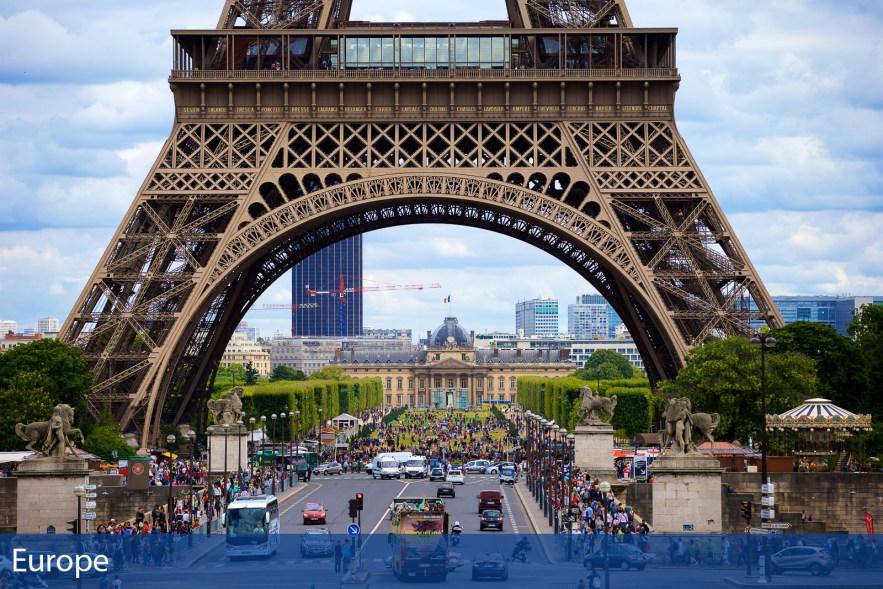 Europe photographs taken by Chasing Light Media