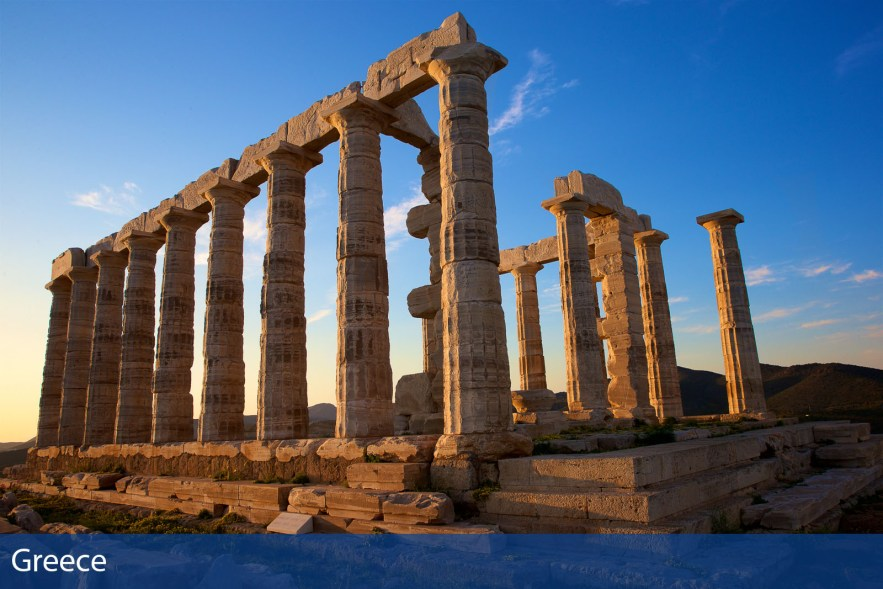 Greece photographs taken by Chasing Light Media