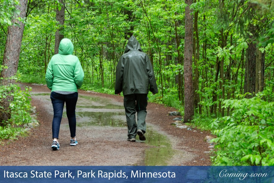 Itasca State Park, Park Rapids, Minnesota photographs taken by Chasing Light Media
