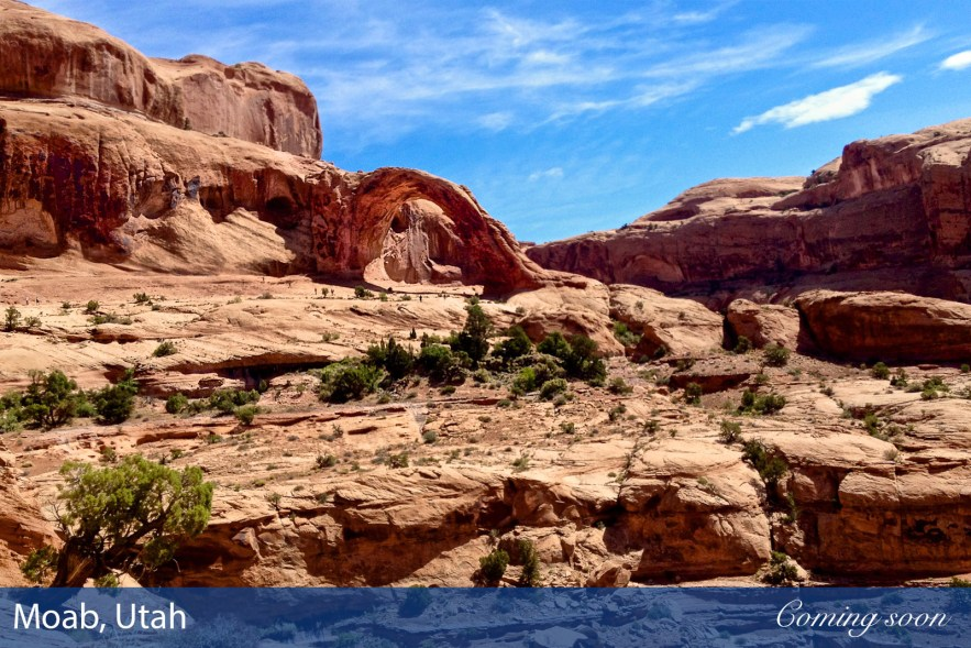 Moab, Utah photographs taken by Chasing Light Media