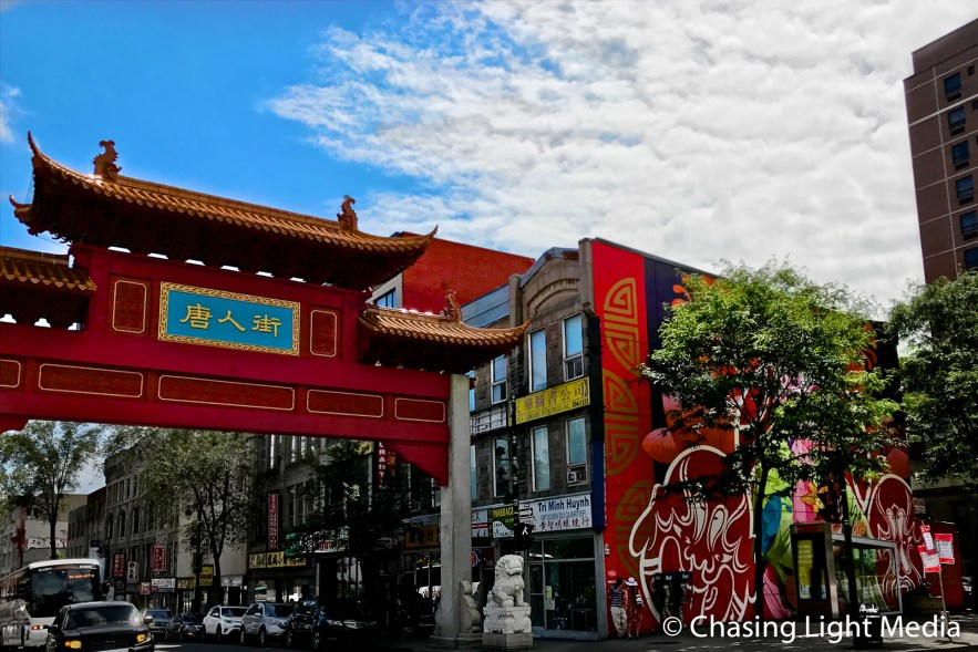 Chinatown, Montreal, Quebec