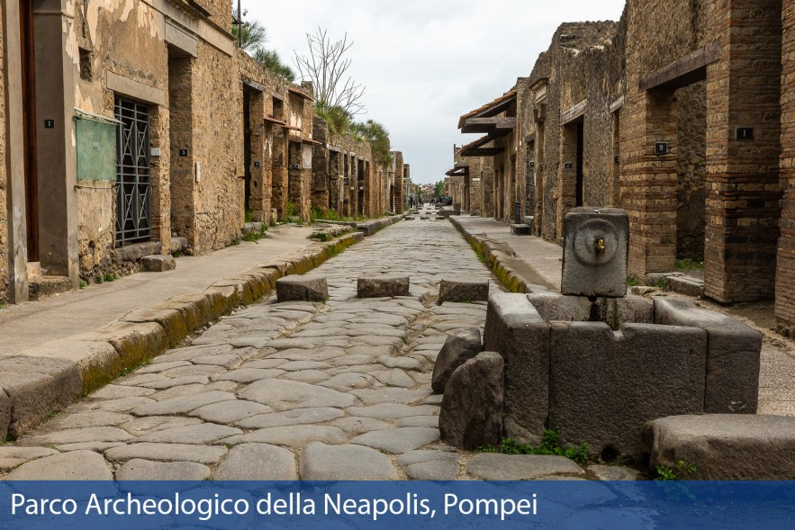 Parco Archeologico della Neapolis, Pompei photographs taken by Chasing Light Media