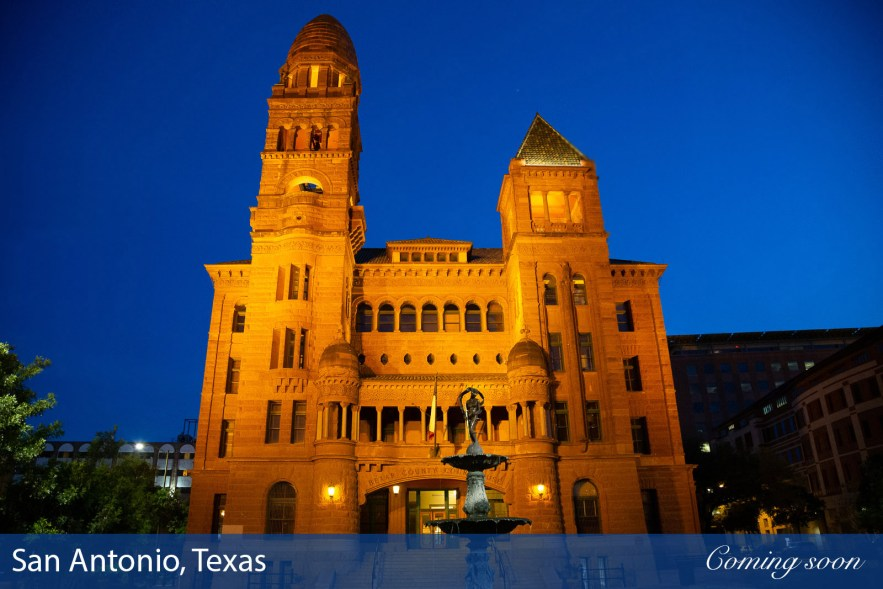 San Antonio, Texas photographs taken by Chasing Light Media