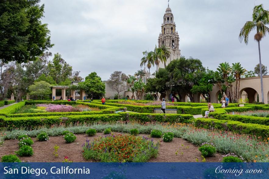 San Diego, California photographs taken by Chasing Light Media