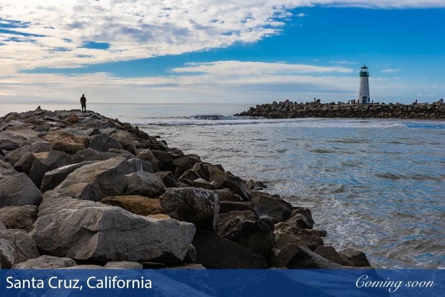Santa Cruz, California photographs taken by Chasing Light Media