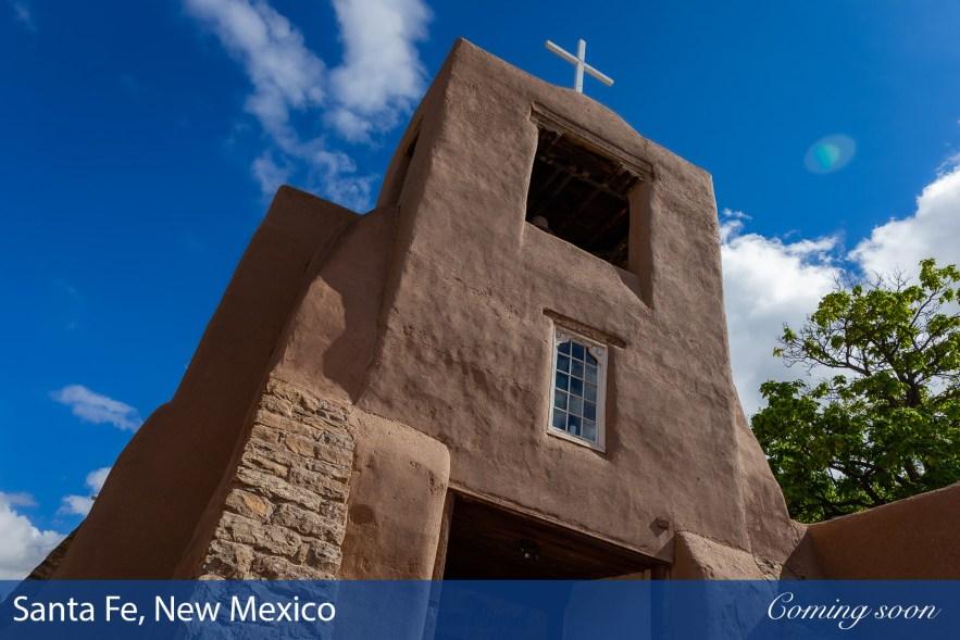 Santa Fe, New Mexico photographs taken by Chasing Light Media