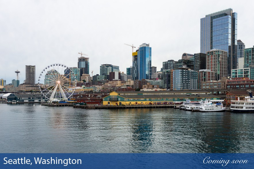 Seattle photographs taken by Chasing Light Media