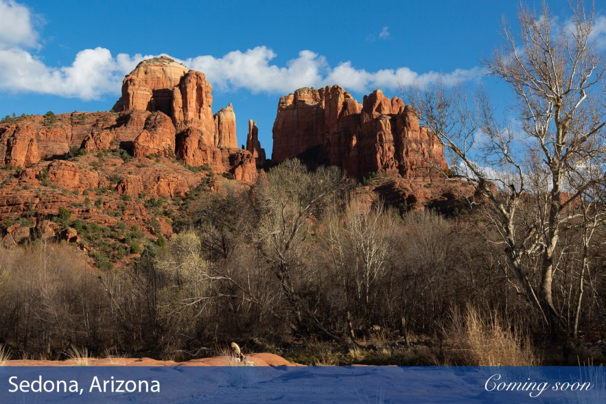 Sedona, Arizona photographs taken by Chasing Light Media