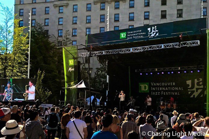Vancouver International Jazz Festival 2017, Vancouver, Canada