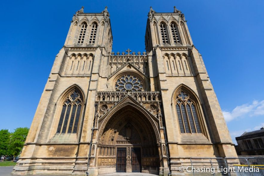 Bristol Cathedral, Bristol, England