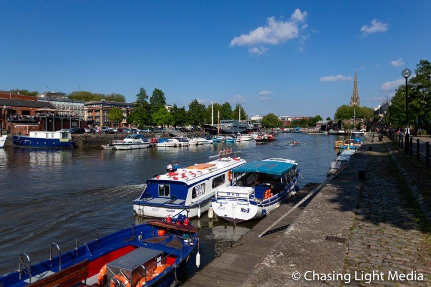 River Avon, Bristol, England