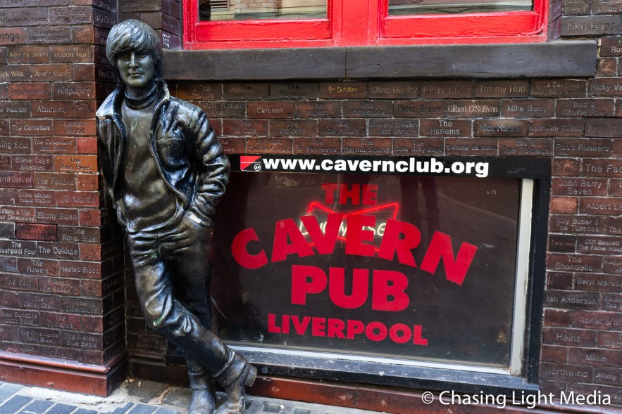 John Lennon statue, The Cavern Club