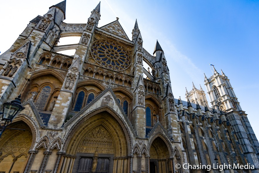 Westminster Abbey, Lond