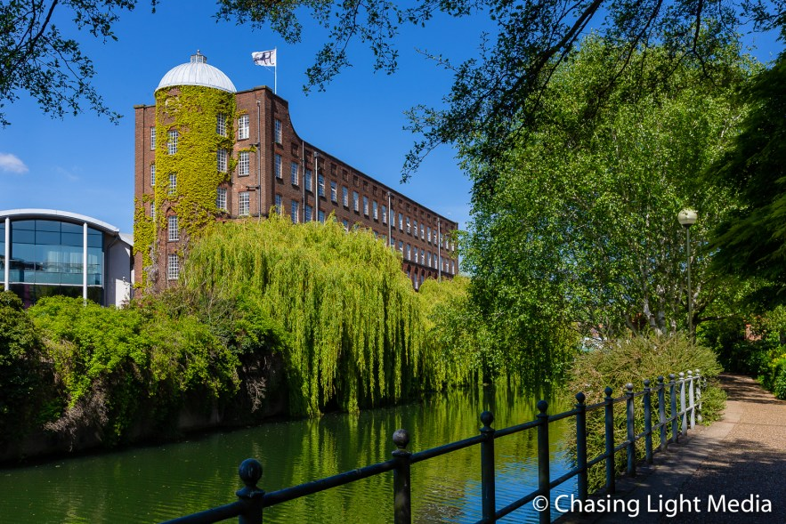 St. James Mill, Norwich, England